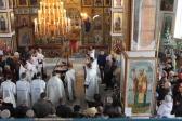 Отпевание протоиерея Анатолия Петрова