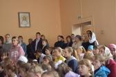 Праздник первого звонка и родительское собрание в Воскресной школе «Ковчег» г.Мелеуза