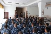 Беседа сотрудникам УФСИН об экстремизме