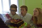 В Воскресной школе «Ковчег» Богородице-Казанского храма г. Мелеуза состоялся Выпускной!
