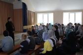 Епархиальная олимпиада среди воспитанников Воскресных школ Салаватской епархии по предмету «Закон Божий»