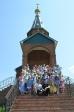 Паломническая поездка воспитанников Воскресной школы «Ковчег» г. Мелеуза в скит святой блаженной Варвары Скворчихинской