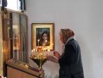Престольный праздник в храме преп. Сергия Радонежского в селе Исянгулово
