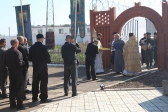 Преосвященнейший Владыка совершил Божественную литургию под открытым небом в ФКУ ИК-2 ГУФСИН РФ по РБ в Салавате