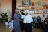 Архиерейская служба в соборном храме г. Кумертау