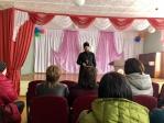 Благочинный Чишминского округа принял участие в родительском собрании