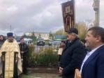 При Успенском храме в Чишмах установлен и освящен армянский хачкар
