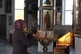 Преосвященнейший Николай, епископ Салаватский и Кумертауский, возглавил всенощное бдение в Иоанно-Предтеченском соборном храме  г. Кумертау