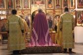 Богослужение Владыки Николая в Кумертау