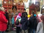 Ученики СОШ №1 р.п.Чишмы посетили Успенский храм