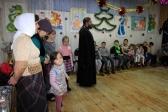 Приход поздравил детей с Рождеством Христовым!