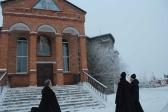 Преосвященнейший епископ Николай совершил Божественную литургию в Иоанно-Предтеченском соборном храме г. Кумертау