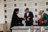 Салаватская епархия заключила соглашения о сотрудничестве с  ВУЗами г.Кумертау