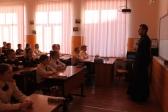 Классный час, посвященный Дню Православной книги в МБОУ Кадетской школе № 2 г.  Салавата