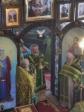 Преосвященнейший епископ Николай совершил Литургию в храме с.Новоселка