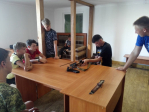 В Салаватской епархии прошел V Епархиальный слет казачьих кадетов