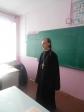 Беседа с учащимися Средней школы в с. Чуваш-Карамалы