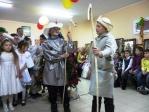 Рождественский утренник в воскресной школе в Чишмах