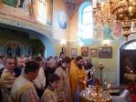 В Чишмах прибывают частицы мощей Предтечи и Крестителя Господня Иоанна и Праведного Лазаря Четверодневного