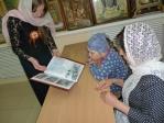 Военно-патриотический урок прошел в воскресной школе в Чишмах