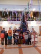 Подопечные Кризисного центра «Мать и дитя» на новогодней елке в РДК