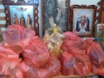 Благотворительная акция «Новогодняя сказка» в Кризисном центре «Мать и дитя»  в Чишмах