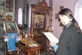 В ИК № 4 состоялись богослужения