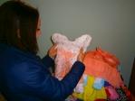 Акция «День добрых дел» в кризисном центре «Мать и дитя» в Чишмах