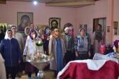 Преосвященнейший епископ Николай совершил Божественную литургию в храме святителя Николая Чудотворца с. Дарьино