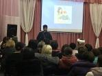 Благочинный Чишминского округа посетил родительское собрание
