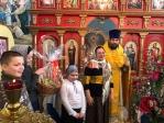 Православного врача поздравили с именинами на приходе