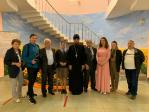 Высокие гости из Москвы в Чишминском благочинии