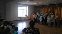 Пасхальный спектакль для детей Кумертауского Детского Дома с.Маячный