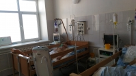Причастие и молебны в медицинских учреждениях