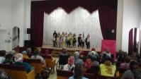 Рождественский спектакль в Психоневрологическом интернате с.Маячный
