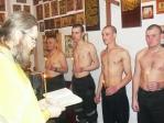 Спиридон Тримифунтский посетил осужденных ИК-16