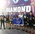 Воспитанники ПВПО «Димитрий Донской» вернулись с соревнований Кубка Мира 2017