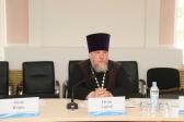 Благочинный принял участие в заседании комиссии  по вопросам государственно-конфессиональных отношений