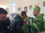 Архипастырское богослужение в с.Купоярово