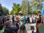 В с. Раевский отметили День Воздушно-Десантных Войск
