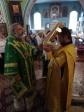 Владыка Николай совершил вечернее Богослужение в храме Почаевской иконы Божией Матери г. Давлеканово