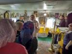 Нреосвященнейший епископ николай совершил Божественную литургию в Никольском молитвенном доме в с.Чуюнчи-Николаевка