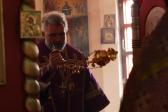 Владыка Николай совершил Божественную Литургию в храме Покрова Божией Матери села Ерлыково