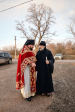 В день памяти святых бессребреников и чудотворцев Космы и Дамиана Асийских Преосвященнейший епископ Николай совершил Литургию в Космо-Дамиановском храме с.Нордовка