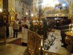В праздник Рождества Господа Бога и Спаса нашего Иисуса Христа Преосвященнейший епископ Николай возглавил Литургию  в Успенском кафедральном соборе города Салават