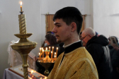 В Неделю 32-ю по Пятидесятнице Преосвященнейший епископ Николай совершил Литургию в Никольском храме с. Бишкаин Аургазинского района