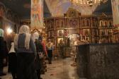В праздник Крещения Господа Бога и Спаса нашего Иисуса Христа Преосвященнейший епископ Николай совершил Литургию и чин великого освящения воды в Успенском кафедральном соборе города Салават