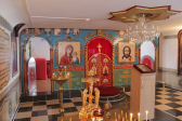 В день Празднования Крещения Господня Преосвященнейший епископ Николай традиционно посетил храмы и молитвенные комнаты расположенные в исправительных учреждениях Салаватской епархии и совершил в них чин Великого освящения воды