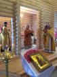 В Неделю 35-ю по Пятидесятнице Преосвященнейший епископ Николай совершил Литургию в храме Рождества Христова с. Васильевка