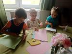 """Встреча со священником, ручная работа и милые открытки в центре помощи семье и детям """"Ярослава"""""""